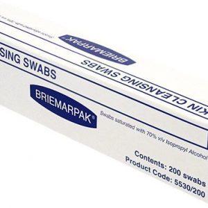 Briemarpak Alcohol Irradiated Gamma