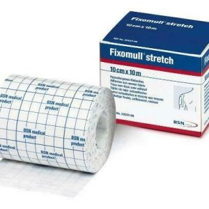 BSN medical Fixomull Stretch Tape, Sizes 10cm x 10m