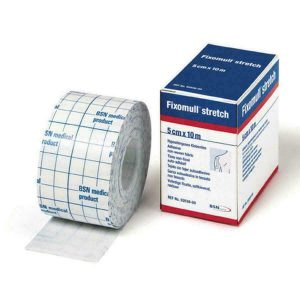 BSN medical Fixomull Stretch Tape, Sizes 5cmx 10m