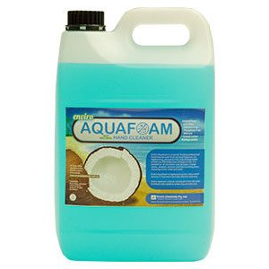 20L - AQUA Foam Anti-Bacterial Foam Hand Cleanser/sanitising Liquid Soap Free